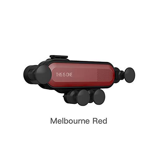 Fancy Case Universal-Halterung für Smartphones, freihändig, Melbourne Red