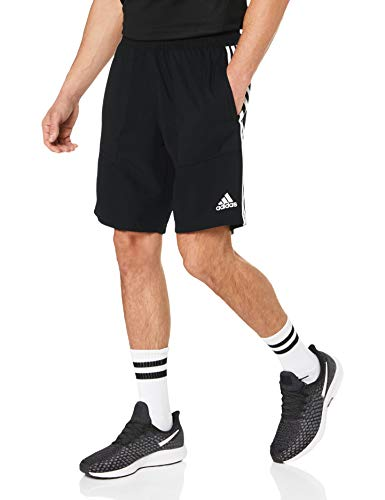 adidas Herren TIRO19 WOV SHO Sport Shorts, Black/White, M