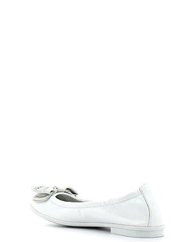 Nero Giardini, Mädchen Ballerinas Weiß - Blanc - Bianco