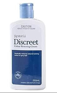 Restoria Restoria Discreet Colour Restoring Cream 250ml