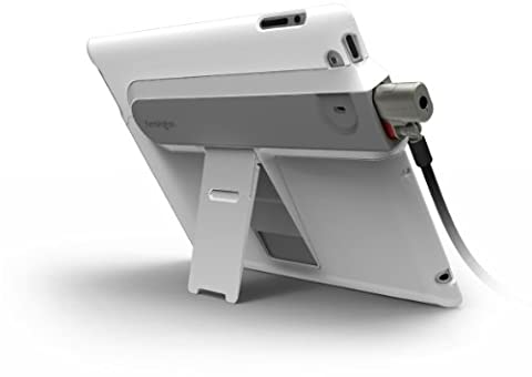Kensington SecureBack Security Case with Two Way Stand for iPad 2