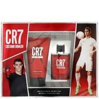 Cristiano Ronaldo CR7 Gift Set - EdT + Showergel, 180 ml -