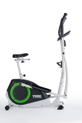 31Gt3nSKC4L - York Fitness Active 120 2-in-1 Cycle Cross Trainer - Black