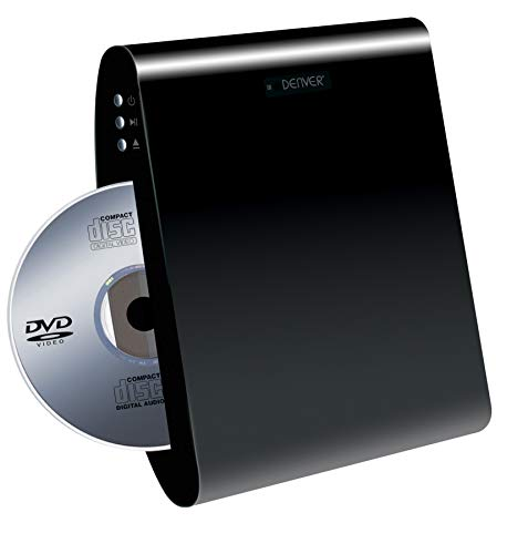 Denver DWM-100USB DVD-Player (HDMI, USB, Wandmontage)