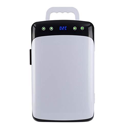ühlere und wärmere Kapazität von 12L | Kompakt, tragbar und leise | Kompatibilität mit Wechselstrom und Gleichstrom, LCD ()