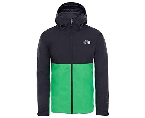 4ef3c59445 THE NORTH FACE M Extent II Shell Blouson Noir/Classic Green