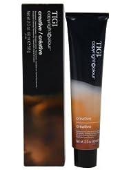 Tigi Colour Creative Creme-Emulsion Hair Colour, No.4/45 Coppery Mahogany Brown, 2 Ounce by TIGI