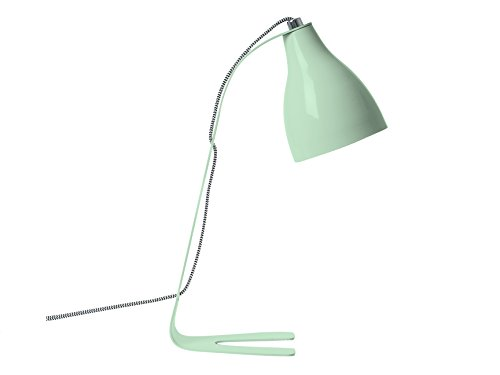 Leitmotiv Barefoot - Lámpara de mesa, color verde menta