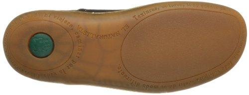 El NaturalistaNW275 P.GRAIN BROWN-HENNA/ EL VIAJERO - Mocassini Unisex – Adulto Marrone (Braun (Brown-Henna))