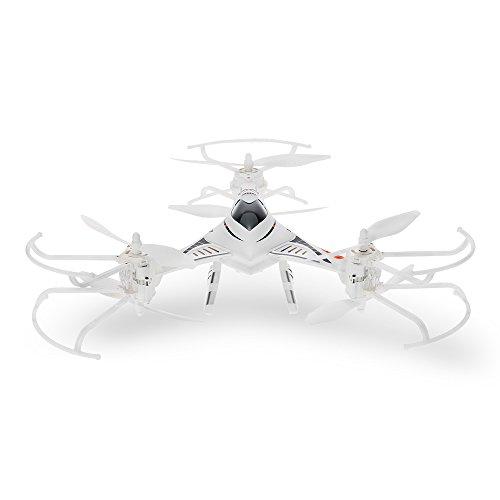 Goolsky-Cheerson-CX-33-Drone-Tricptero-24G-4CH-6-Axis-Gyro-RC-Quadcopter-RTF-3-Axis-con-Mantenimiento-de-Altitud