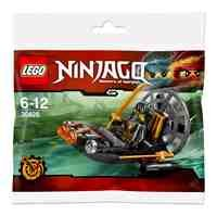 Lego 30426 Ninjago - Sumpfboot auf geheimer Mission (Polybag)