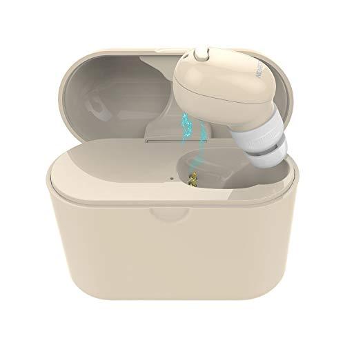 NENRENT S570 + Bluetooth-Ohrhörer, der kleinste Mini-Wireless-Bluetooth-Headset