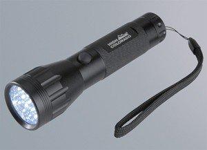 High Colorado Taschenlampe klein Größe ONESIZE Schwarz (schwarz)