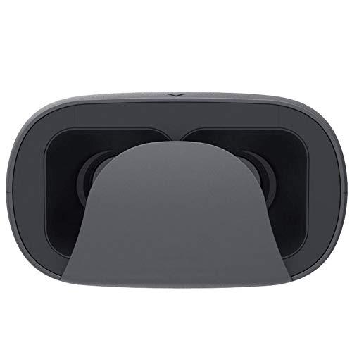 VR-Brille Virtual Reality Helm, Unterhaltung Social Watching Filme für Smartphones erforderlich,Black