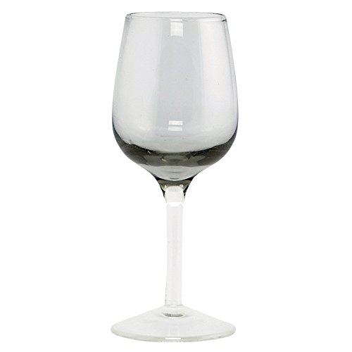 House Doctors Liquor Glass, Ball, Grey, h.: 13 cm