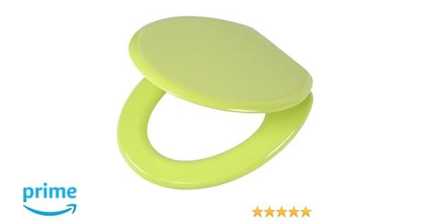 Sedile WC colore Tiger Monterrey 2524 Verde