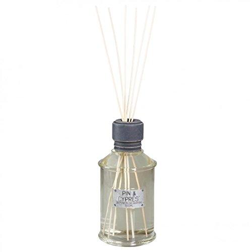 Paris Prix - Diffuseur De Parfum avec 12 Bâtons 1000 ML Pin & Cyprès