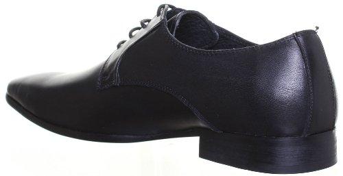 Unfaithful , Chaussures de ville à lacets pour homme Noir - noir