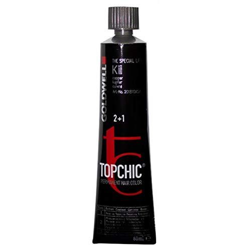 Goldwell Topchic Haarfarbe RV effects rot-violett Das neue Topchic, Wahre Farbexpertise erleben, 60 ml