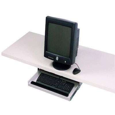 mead-hatcher Wirtschaft Tastatur Schublade, Stahl, 27,9cm, Gray (mat21885)