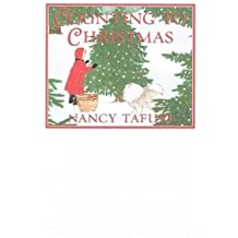 Counting to Christmas by Nancy Tafuri (2014-08-02)