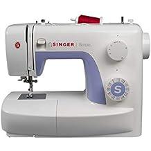 Singer Simple 3232 - Máquina de coser mecánica, 32 puntadas, 120 V, ...