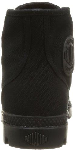 Palladium Us Pampa, Boots femme Noir (315 Black)