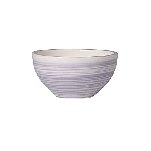 Villeroy & Boch Artesano Nature Bleu Bol à céréales, Porcelaine Premium, Bleu