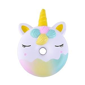 "Anboor 4.5 ""Squishies Unicorn Donut"