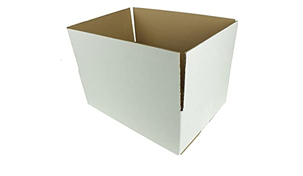12x10x4 50 Shipping Packing Mailing Moving Boxes Corrugated Carton