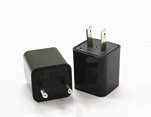 Ac-adapter Kamera Versteckte (EPTEK @ 8GB HD 1080P Mini Spion USB Wandstecker Ladegerät Kamera Mini US AC Adapter Nanny Cam DVR versteckte USB Camcorder Loop Recording NO Pnhole)