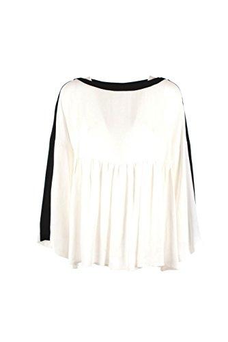 Blusa Donna Kaos Collezioni 44 Bianco Fijeg004 Autunno Inverno 2015/16