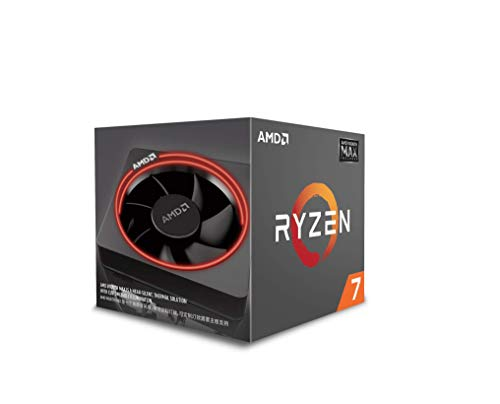 AMD Ryzen 7 2700 MAX - Procesador (AMD Ryzen 7, 3,2 GHz, Zócalo AM4, PC, 12 NM, 64 bits)