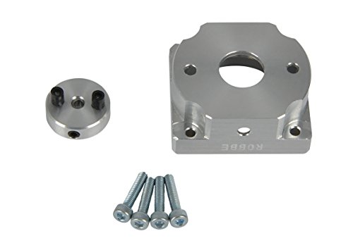 Carson 500907538-Adaptador del Motor Hidráulico, 540er Set