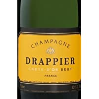 Champagne Drappier Carte d'Or Brut, 40 x 0,200 L