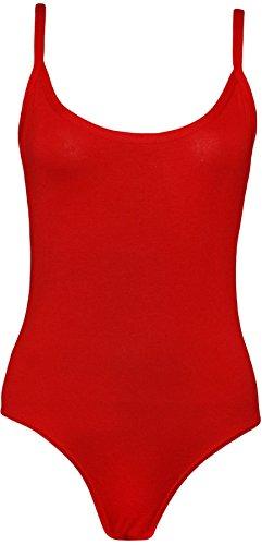 Islander Fashions -  Body  - Body - Donna Rosso