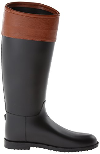 Dirty Laundry Raffie Damen Synthetik Regenstiefel Schwarz