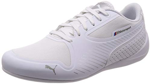 Mms 7 White AdulteBlanc Bmw Drift Eu Basses Mixte Silver38 UltraSneakers Puma Cat qMVGjpzSUL