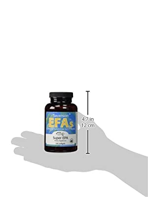 Swanson EFAs Super EPA with DHA (100 Softgels)