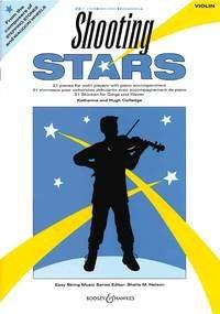 COLLEDGE K.H. - Shooting Stars para Violin y Piano