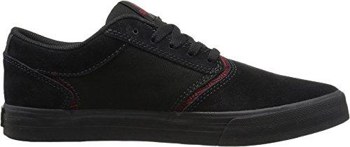 Schuhe Shredder Black/Red Noir