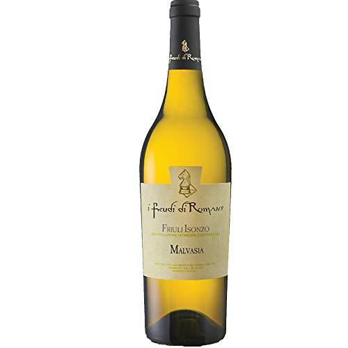 Malvasia friuli isonzo doc | i feudi di romans | 100% malvasia istriana | vino bianco friulano | idea regalo