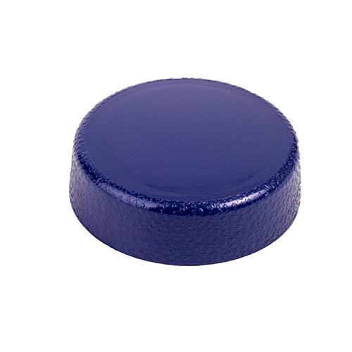 2 x Blauer Deckel für Tritan,- u. Polycarbonatflaschen Wasserflaschen