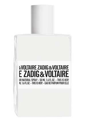 Zadig Et Voltaire This Is Her! Scented Body Lotion 250ml