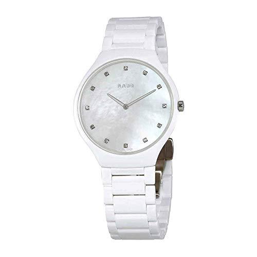 Rado Damen-Armbanduhr True Thinline L Quarz Jubile R27957912