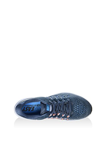 Nike Herren 844545-400 Trail Runnins Sneakers Blau