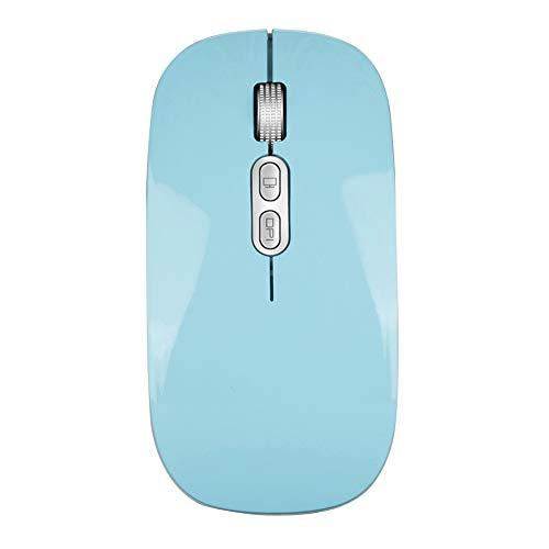 Kabellose optische Maus, Takkar 2.4GHz Funkmaus Schnurlos Mäuse für PC/Tablet/Laptop - Ergonomisches Design, hohe Genauigkeit, hohe Qualität, modernes Design, Kein Treiber, Plug-and-Play.