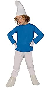 Guirca Disfraz enanito azul Talla 5-6 años 81554.0