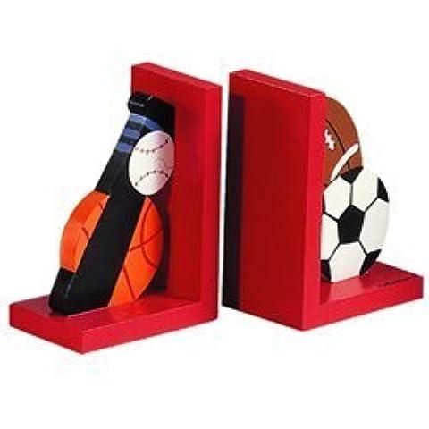 Tatutina Bookends- Sports by