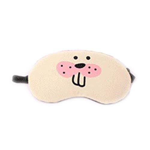 Jnday Schlafmasken Schatten Schlaf Beihilfen Augenmaske Kalt Warmhaltepackung Augenmaske Schlafen Mode Living Masken -